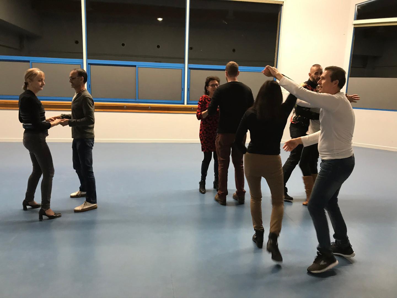 Olivier - Danses Latino, Rock, West Coast