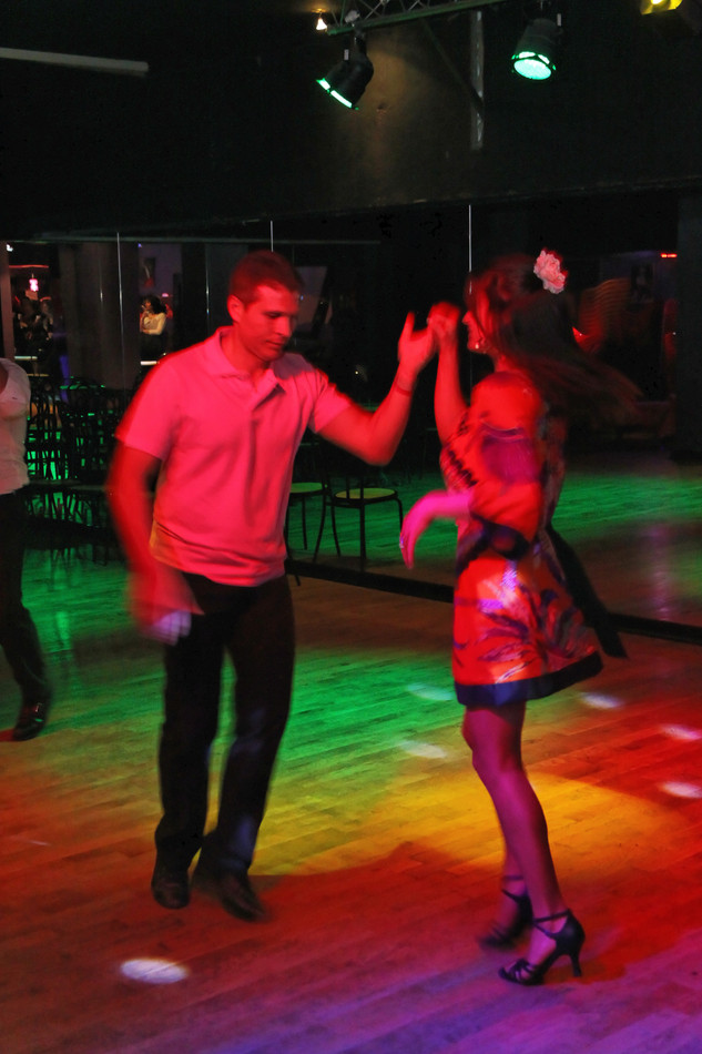 Olivier - Danses Latino