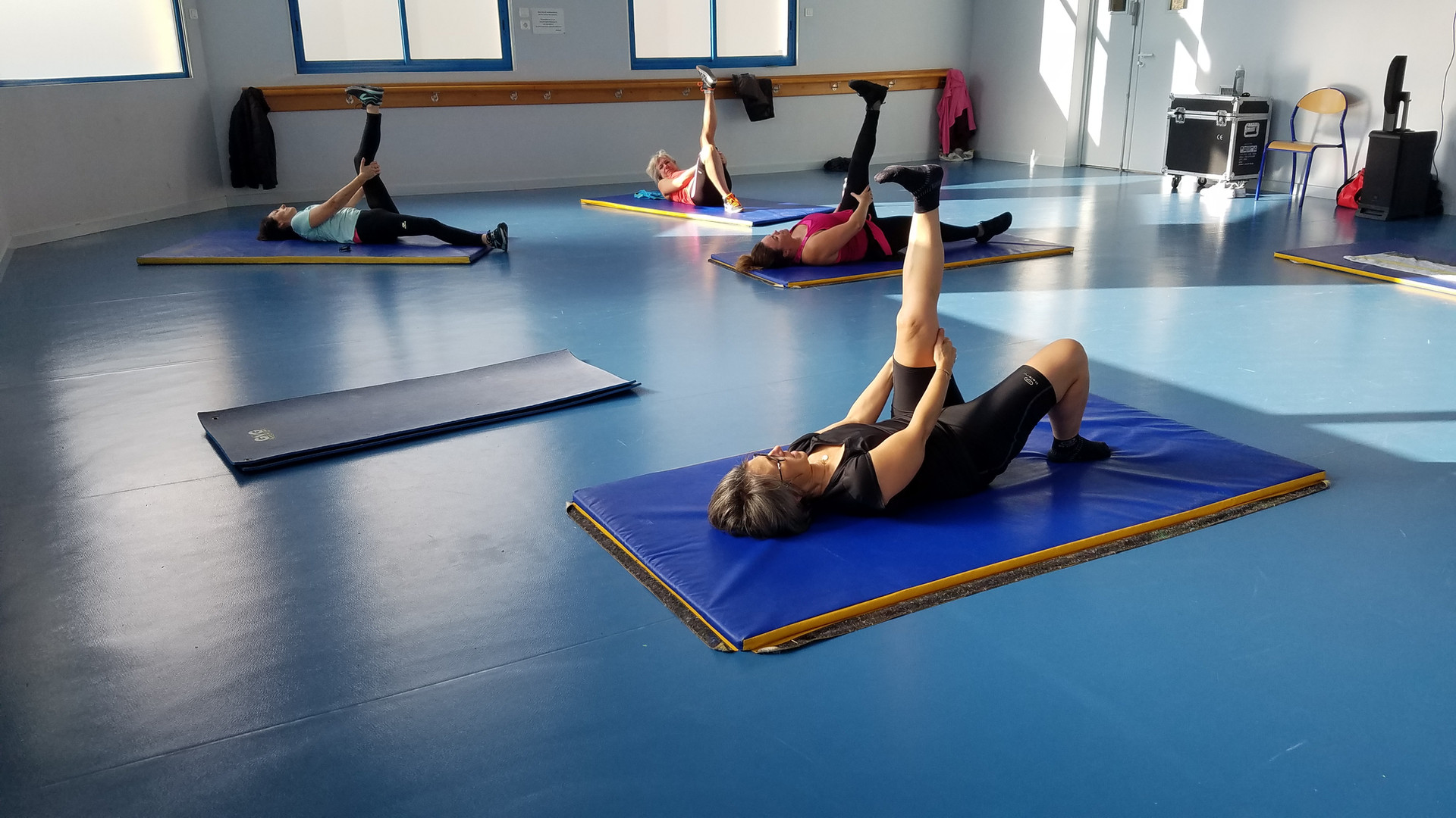 Auréline - Pilates Fitness Zumba