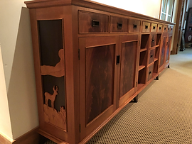 Simmons cabinet