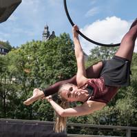Aerial Hoop Shows Köln