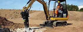 Image of our excavator hire work in Brisbane
