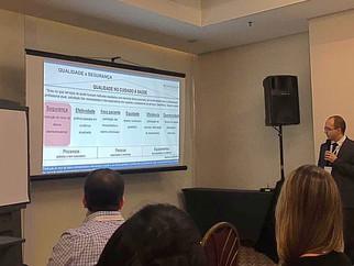 1o Workshop sobre Análise de Risco em Radioterapia e o sistema SEVRRA-BR