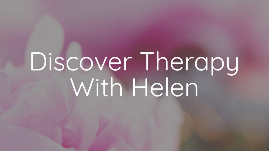 Discover Therapy with Helen