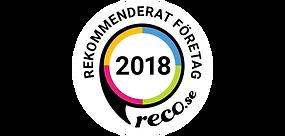 HLR Proffsen rekommenderat företag 2019