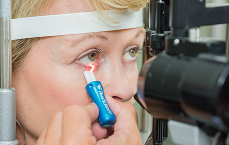Converting Patients to Meibomian Gland Dysfunction Treatment