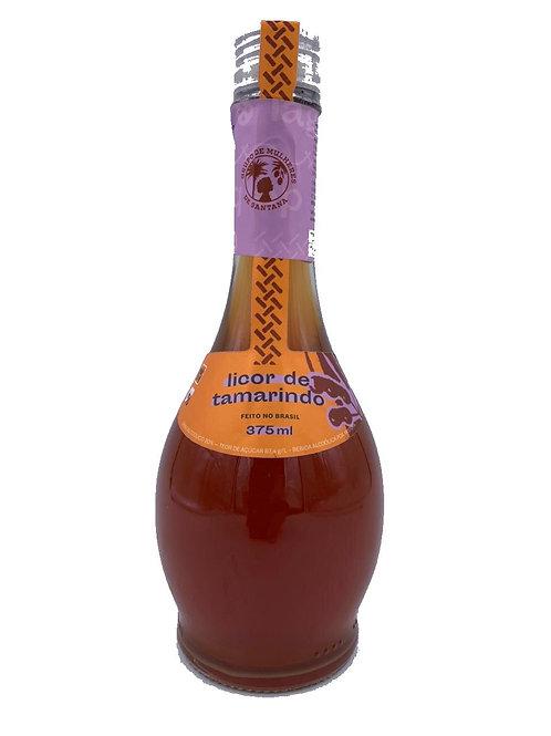 Licor de Tamarindo 375ml - GRUPO DE MULHERES DE SANTANA