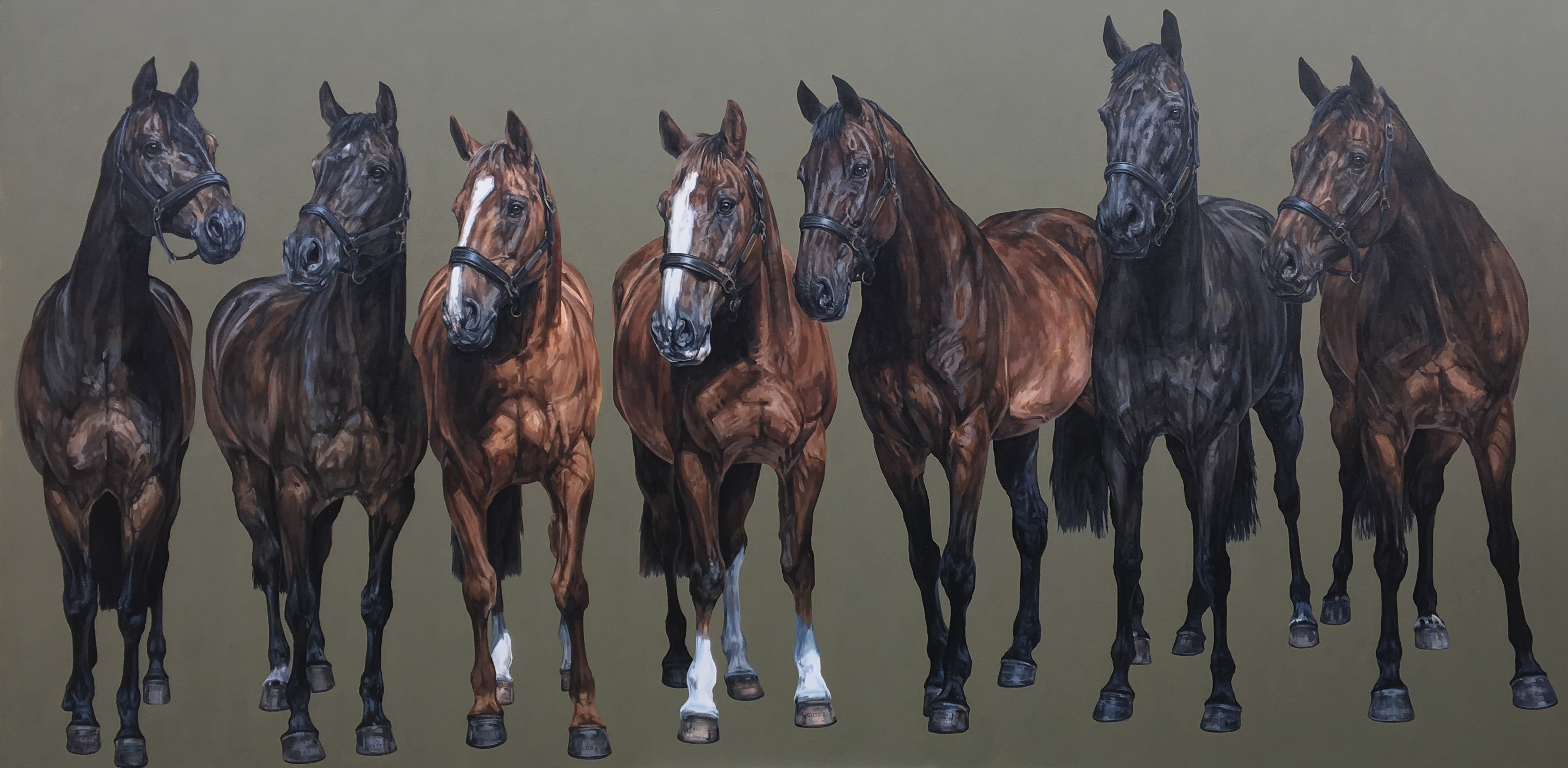 Eventers and Hunters