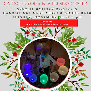 We hope you all have a safe and fun Halloween! One Soul Yoga & Wellness Center..jpg