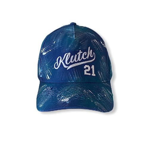 KLUTCH 21 BLUES CUSTOM CAP