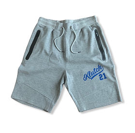 Grey Tech Fleece Shorts.JPG