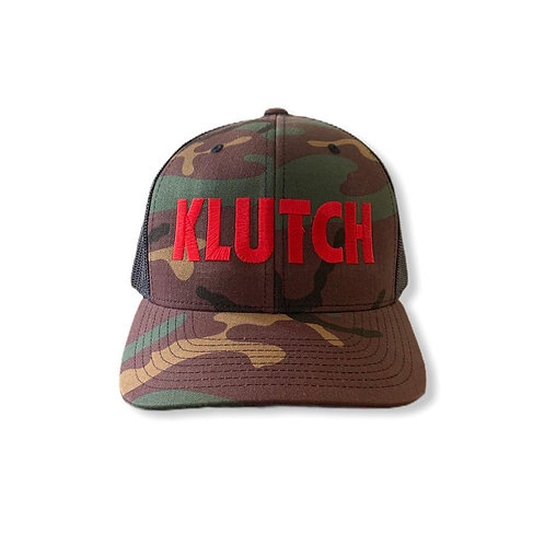 "KLUTCH 21 ""WAR READY"" CAP"