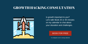 Free Growth Hacking Consultation