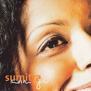 Sumitra INDIAN GIRL Album Cover