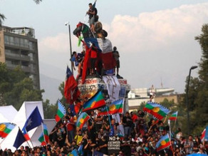 A un año del inicio de la rebelión del pueblo en Chile
