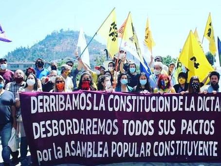 ¡A LEVANTAR LA ASAMBLEA POPULAR CONSTITUYENTE POR TODO CHILE!