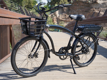 How You Can Help The Environment With Your E-Bike