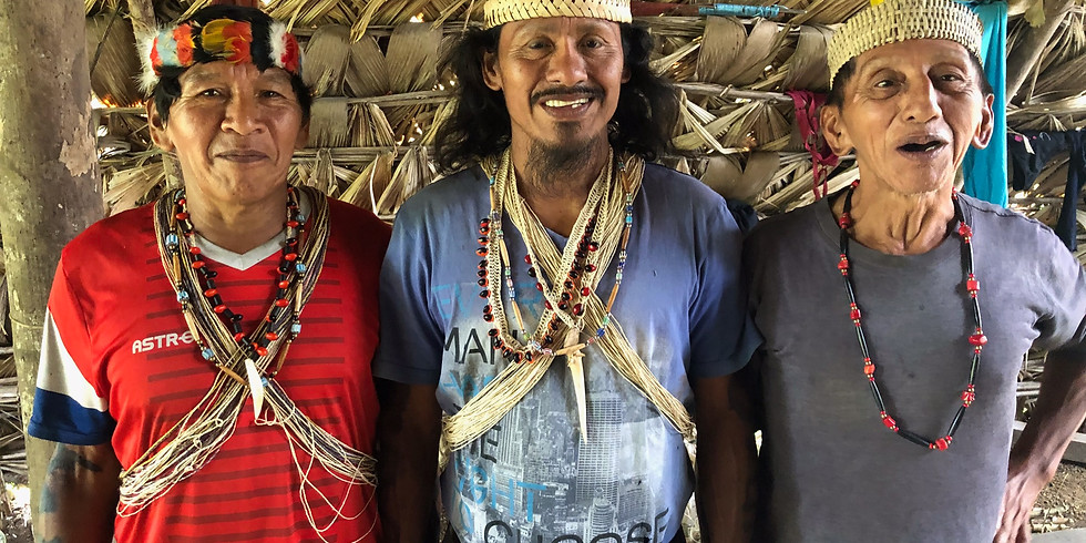 Achuar Cultural Immersion 9-Day Experience