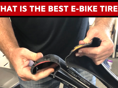 Electric Bike Company Tire Comparison