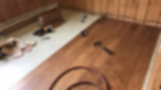 Housing Preservation tools in floor