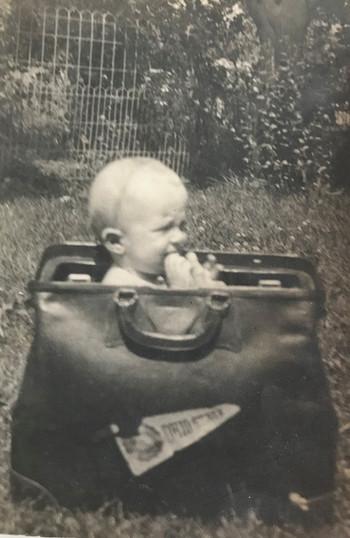 Robert Webster circa 1930