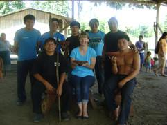 10 Karen, Carlos  and the Leaders of Kau