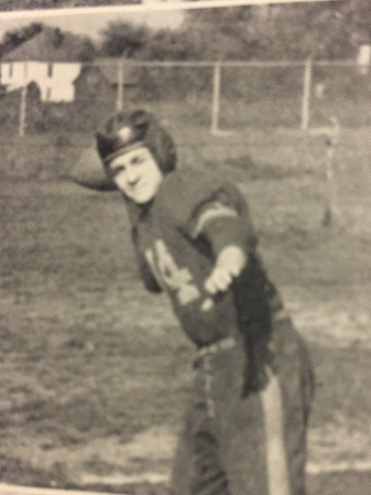 R.W.-Football circa 1946
