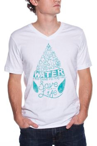 'Provides Clean Water' T-Shirt
