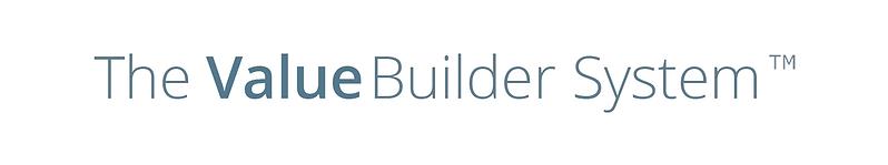 The Valuebuilder system