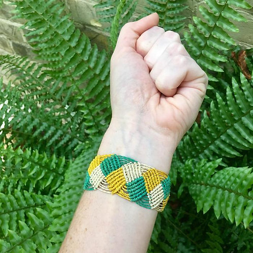 Waorani Hand Woven Bracelet