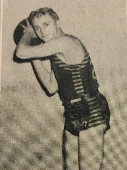 R.W. Basketball circa 1946