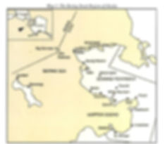Map Of Bering Strait Region Of Alaska