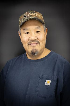 Thomas Tocktoo Maintenance Manager