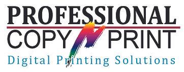 professional copy print logo