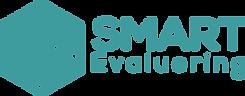 SmartEvaluering Logo lille blå version.