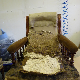 re-upholstery before.JPG