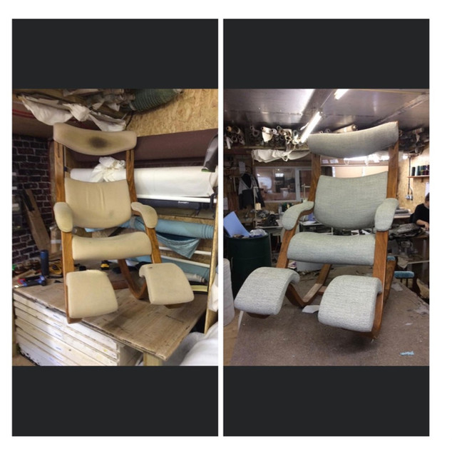 Varier Chair Upholstery