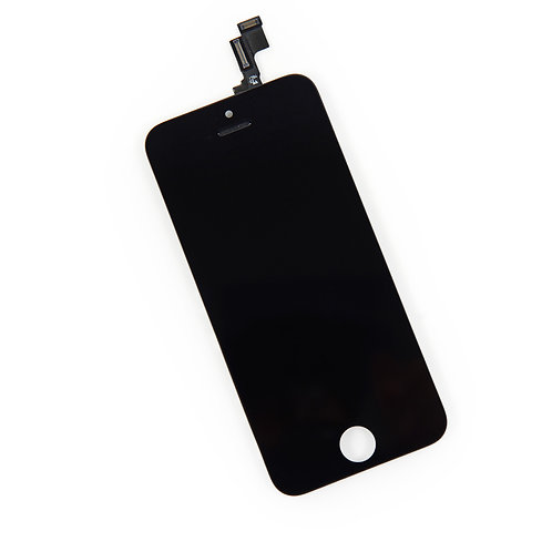 iPhone 5 und 5s Displays in Weiß und Schwarz