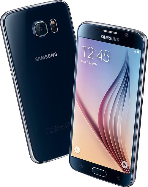 Samsung Galaxy S6 Black