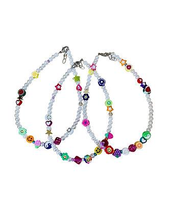 Happy Charm Necklace