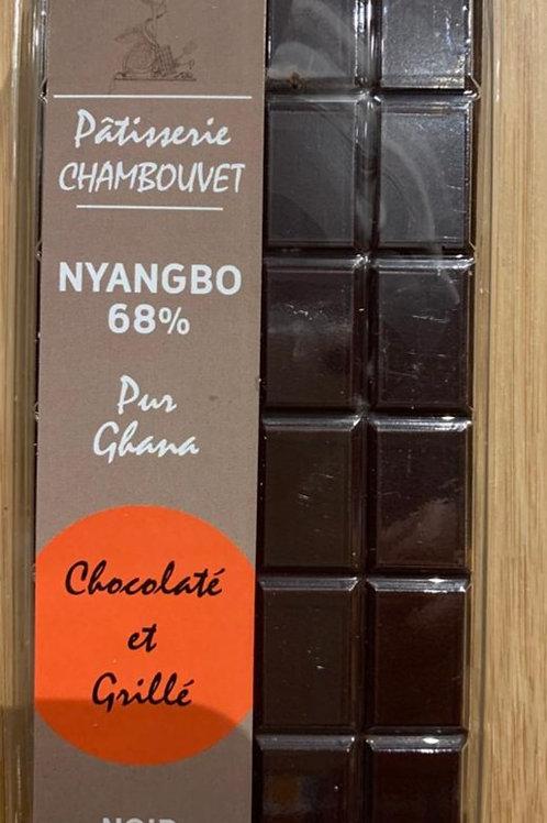 Côte d'Ivoire 68%
