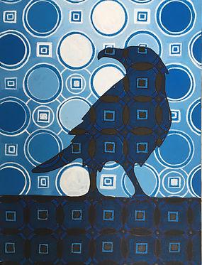 Raven Blues II 12x16 $500.jpg