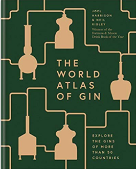 The World Atlas of Gin Distilled by Joel