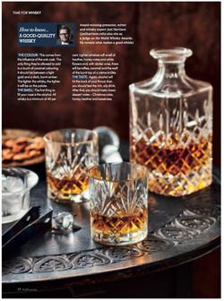 Lidl Magazine Joel Harrison Drinks Whisky Writer
