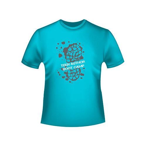 Bright Blue TABC T-Shirt