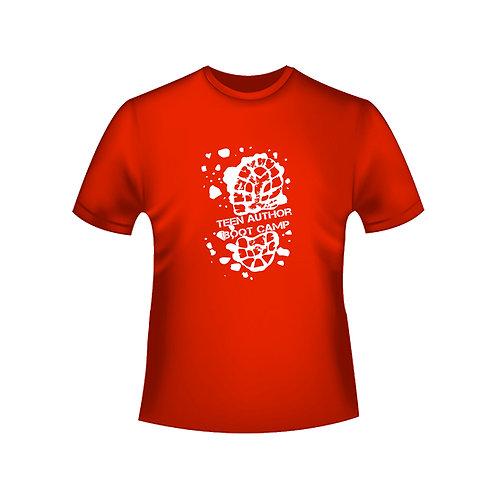 Red TABC T-Shirt