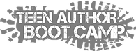 Teen Author Boot Camp NEW LOGO 2020 - wh