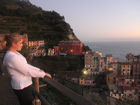 The Bucket List Writer- 10 Days in Italy