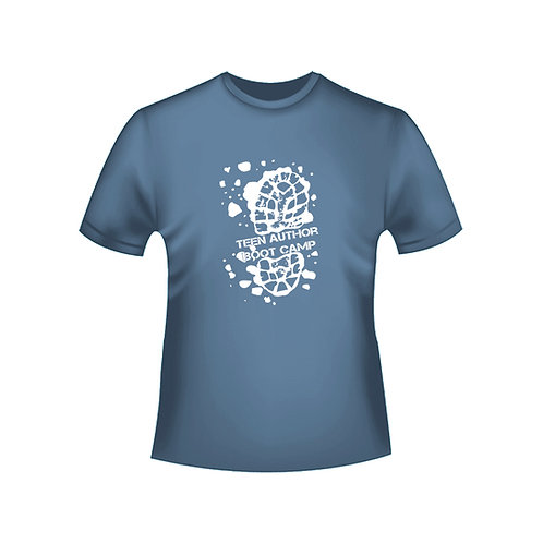 Dusty Blue TABC T-Shirt