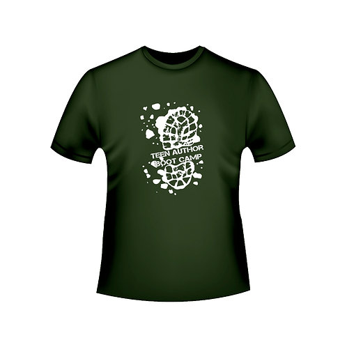 Forest Green TABC T-Shirt